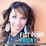 Carrie Robaina speaks about lifestyle evangelism on Fist Pump Friday with Mendy Shriver.