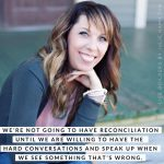 Christian podcaster Carrie Robaina host of She Walks In Truth joins the Life Builders by Julie Hamilton podcast based in California.
