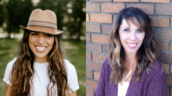 128: Turning Worry Into Worship with Carrie Robaina and Kailey Mattarella