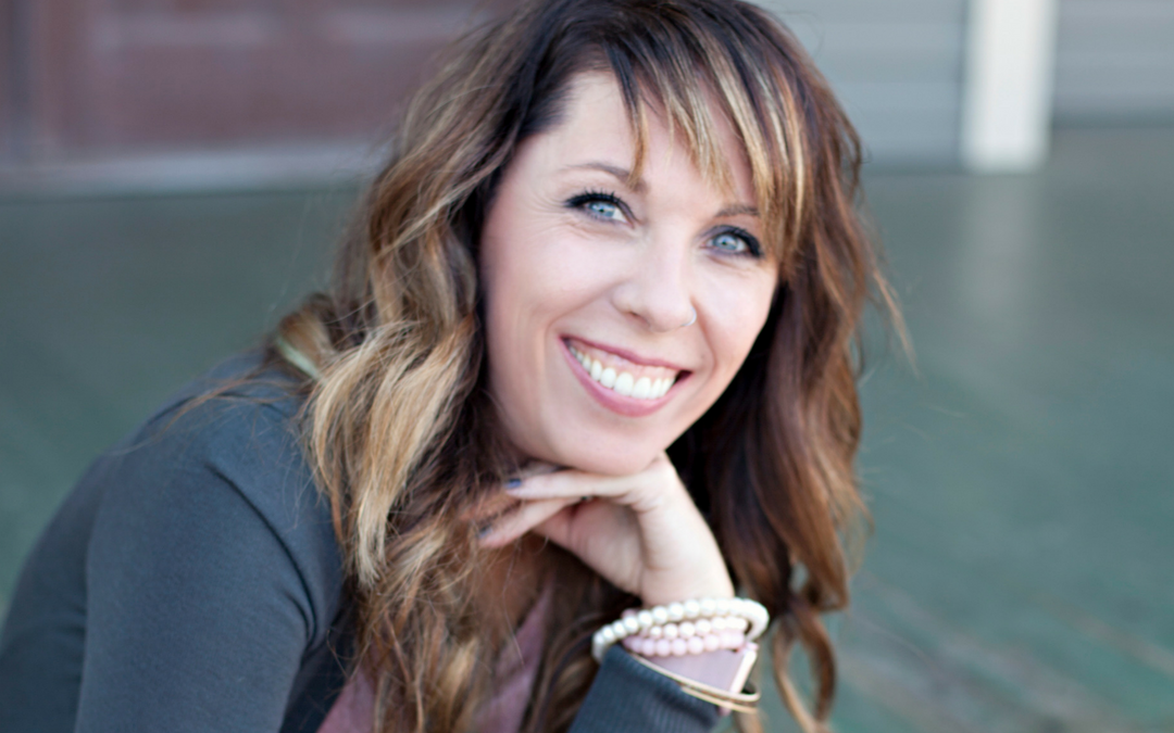 069: Carrie Robaina | Encourage Yourself