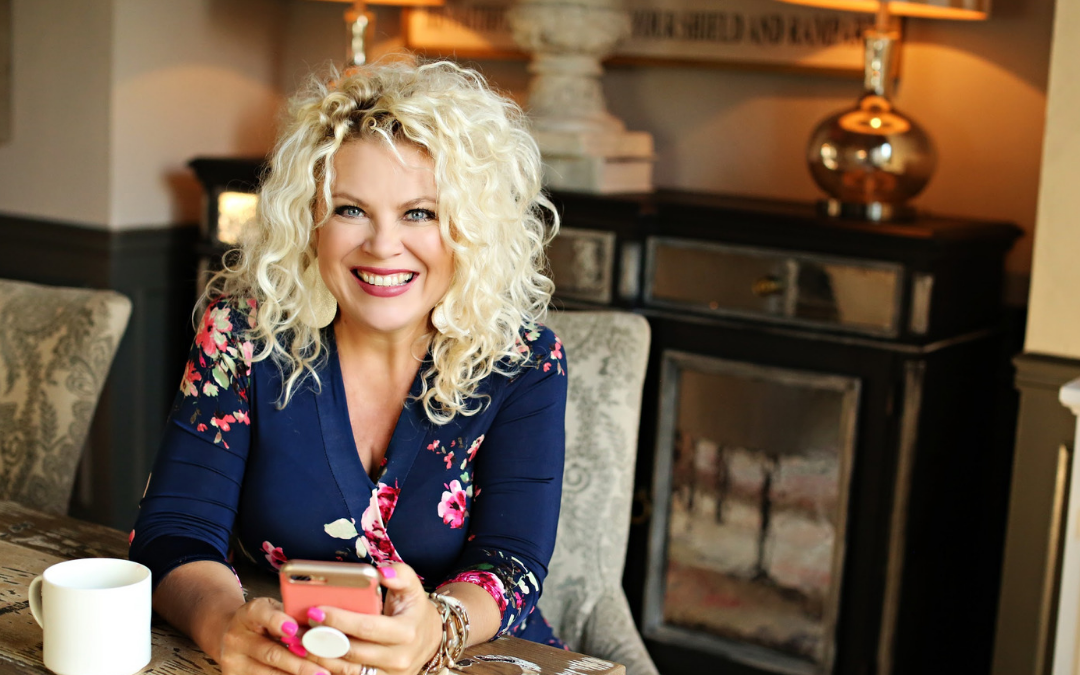 Creative entrepreneur from Kansas City joins the She Walks In Truth podcast with Carrie Robaina to talk about the Equipped Conference for Christian women in business.